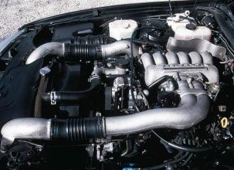 Ποιο αυτοκίνητο είχε twin-turbo Wankel 4.0 λτ.;