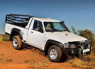 Το Nissan Patrol πωλείται και σε αγροτικό!
