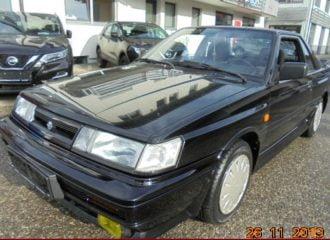 Nissan Sunny Coupe GTi του 1989 με 17.930 χλμ.