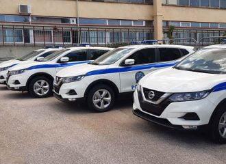 70 νέα οχήματα για την Ελληνική Αστυνομία