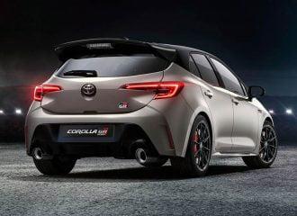 Toyota GR Corolla έτοιμο για φουλ επίθεση!