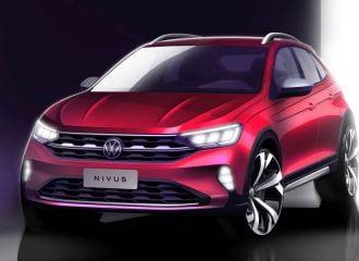 Νέο μικρό παγκόσμιο crossover VW Nivus