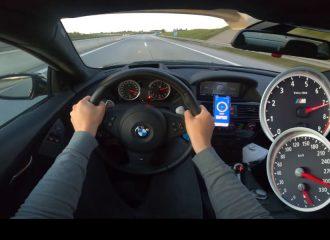 Τελικές με κομπρεσοράτη BMW M6 650 ίππων (+video)