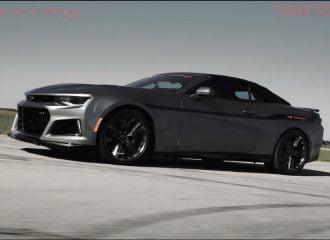 Η Camaro των 2,1 δλ. για το 0-100 χλμ./ώρα (+video)