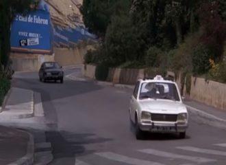 Κυνηγητό Citroen CX με Peugeot 504 (+video)