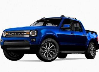 Επανέρχεται ως pick up το Ford Maverick