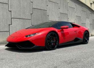 Πώς κρατιέται Lamborghini Huracan με 303.000 χλμ.;