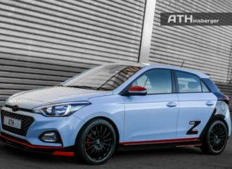 Βελτιωμένο Hyundai i20 για υποκατάστατο του N