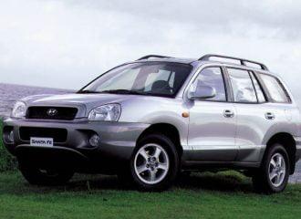 20 χρόνια από το πρώτο Hyundai Santa Fe