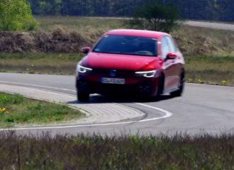 «Κομμάτια» με το νέο VW Golf GTI (+video)