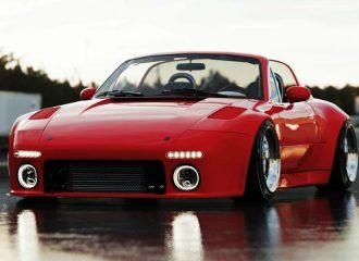 Το Mazda MX-5 έγινε Porsche 935
