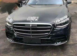Αυτή είναι η νέα Mercedes S-Class