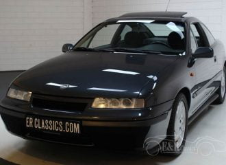 To πιο τέλειο Opel Calibra 2.0 λτ. Turbo 4×4