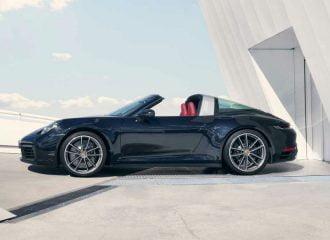 Νέα και καλοκαιρινή Porsche 911 Targa (+video)