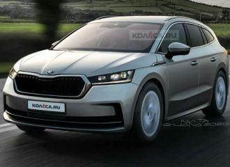 Έτσι θα είναι το ηλεκτρικό SUV Skoda Enyaq iV