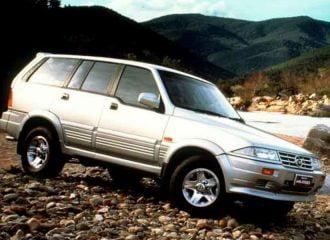 Θυμάστε το SsangYong Musso «Mercedes»;