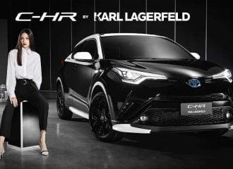 Ένα Toyota C-HR υψηλής…ραπτικής (+video)