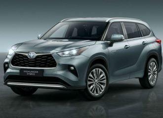 Το Toyota Highlander έρχεται στην Ευρώπη