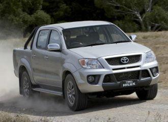 Γνωρίζετε το Toyota Hilux TRD 306PS;