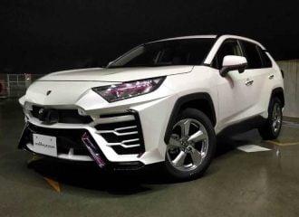 Toyota RAV4 θέλει να γίνει Lamborghini Urus