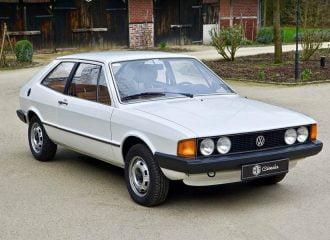 «Top Gun» VW Scirocco GT του 1979 με 34.073 χλμ.