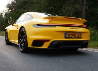 «Λέιζερ» η νέα Porsche 911 Turbo S (+video)