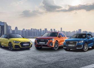 Ετοιμοπαράδοτα Audi σε ειδικές τιμές