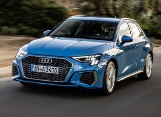 Οι τιμές του νέου Audi A3 Sportback στην Ελλάδα