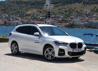 Δοκιμή BMW X1 sDrive16d 1.5 λτ. 116 PS