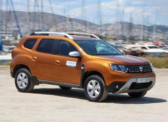 Δοκιμή Dacia Duster 1.3 TCe 130 hp 4×2