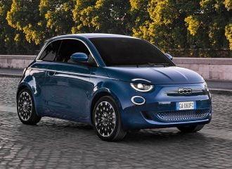 Νέο ηλεκτρικό Fiat 500 hatchback la Prima