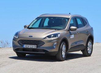 8 χρόνια εργοστασιακή εγγύηση το νέο Ford Kuga