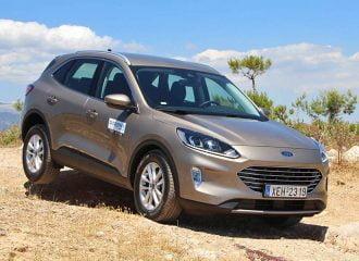 Προνόμια αγοράς για την αγορά Ford Kuga