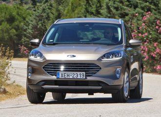 Νέο Ford Kuga με μηνιαία δόση 191 ευρώ
