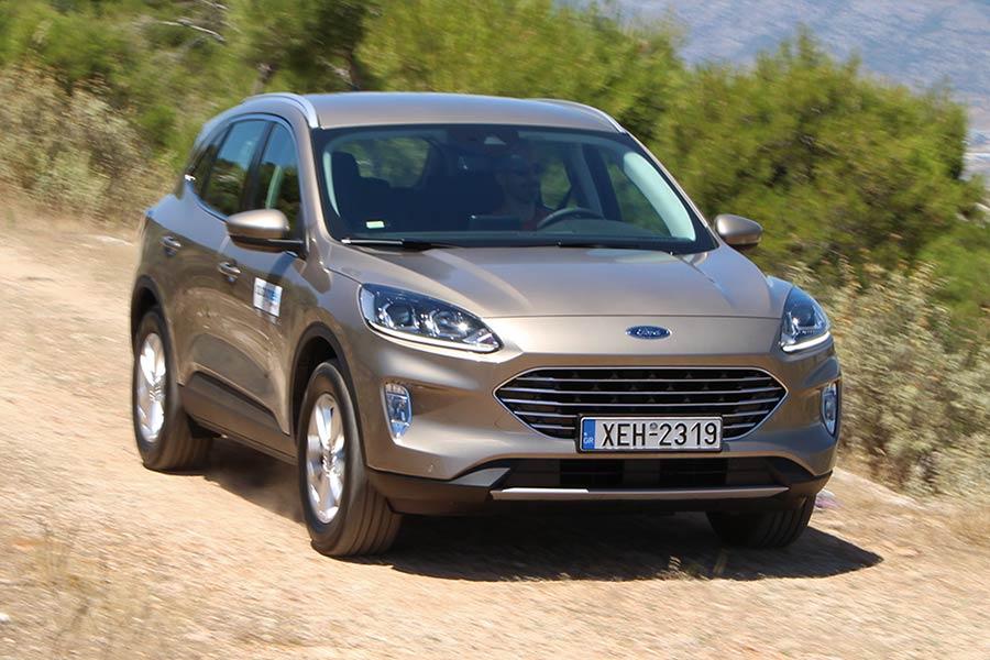Η Ford χαρίζει μετρητά με το νέο Kuga