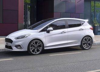 Νέο Ford Fiesta 1.0 λτ. EcoBoost Hybrid