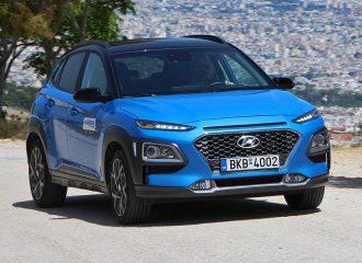 Δοκιμή Hyundai Kona Hybrid 1.6 λτ. 141 PS
