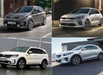 Τα νέα Kia που θα κυριαρχήσουν το 2020!