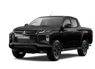 Νέο και «σκληρό» Mitsubishi L200 Black Edition