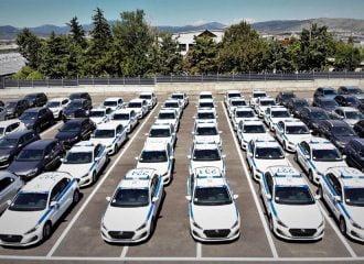 35 νέα περιπολικά Hyundai i30 για τη ΕΛ.ΑΣ.