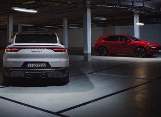 Νέες Porsche Cayenne GTS με 460 άλογα