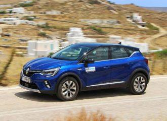 Νέο Renault Captur βενζίνη, ντίζελ ή υγραέριο;