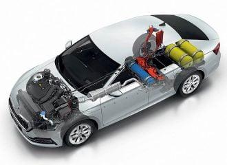 Η νέα Skoda Octavia G-TEC «καίει» 2,8€/100 χλμ.