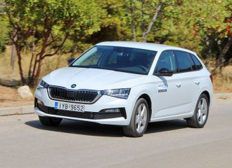 Δοκιμή Skoda Scala 1.5 TSI ACT 150 PS DSG
