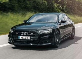 Βολίδα υπερπολυτελείας το Audi S8 της ABT