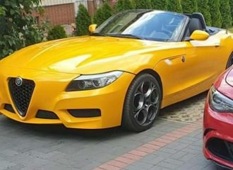 BMW Z4 βλέπει την Alfa Romeo Spider «στον ύπνο της»