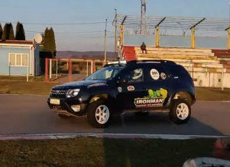 Στρίβει σε πίστα το Dacia Duster; (+video)