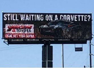 Διαφήμιση Toyota Supra κολαντρίζει την Corvette
