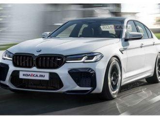 Προ των πυλών η ανανεωμένη BMW M5