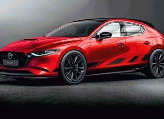 Έρχεται τετρακίνητο τούρμπο Mazda3